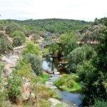 El Puente Vetón sobre el río Tiétar en la Iglesuela