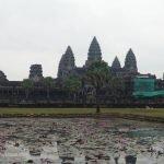 Los Templos de Angkor en Camboya