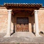 La ermita de la Soledad y la de San Roque en Trillo