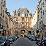 La plaza de los Vosgos – Place des Vosges