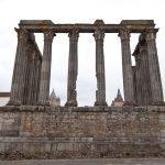El Templo Romano de Évora
