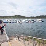 Alquiler de Barcos Casa en el Lago Alqueva con Amieira Marina