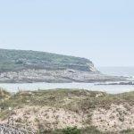 Paseo por la duna didáctica de Loredo en Ribamontán al Mar