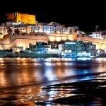 La vida nocturna de Peñiscola