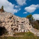 Cívica, la aldea abandonada entre Brihuega y Masegoso de Tajuña