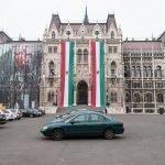 Visita al Parlamento de Hungría en Budapest