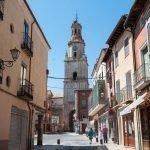 La Torre del Reloj y Puerta del Mercado de Toro