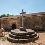 La ermita del Socorro en San Martín del Castañar