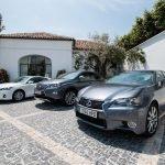 Fin de semana de lujo con Lexus en Finca Cortesin #LexusPureWeekend