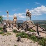 El mirador de la memoria en el Torno, Valle del Jerte
