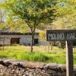 El molino harinero de La Hiruela