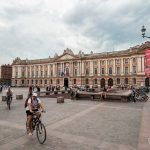 La Plaza del Capitolio de Toulouse