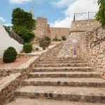 El Castillo de Oropesa del Mar, ruinas de una antigua fortaleza musulmana