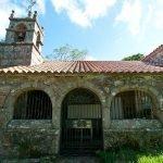 Santuario de las Virtudes y del Carmen de O Briño
