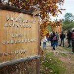 """Parque de Aventura en los Árboles """"Las Cabezuelas"""" en Navaluenga"""