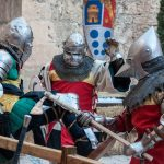 Luchas de Combate Medieval, el nuevo deporte del siglo XXI