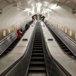Fotos del metro de Londres, los londinenses lo llaman Tube