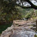 El Charco de la Olla, la piscina natural de Las Mestas en las Hurdes
