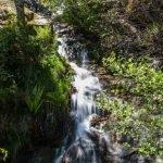 Cascada en el Arroyo de Majaelbrera cerca de Garganta de la Olla