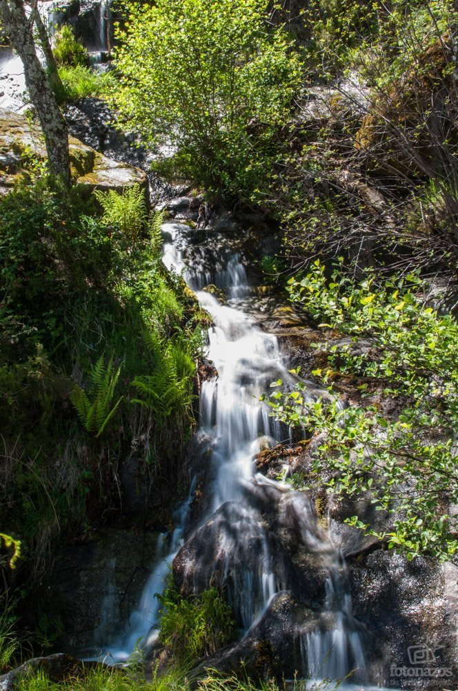 Cascada de Majaelbrera