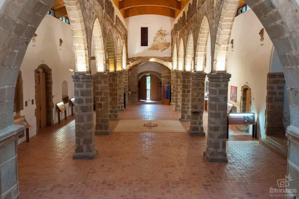 Centro de interpretación de la arquitectura popular extremeña en Burguillos del Cerro