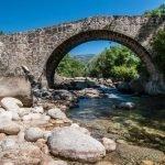 Las piscinas naturales de Jarandilla de la Vera en el puente Parral