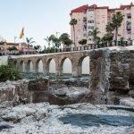 El acueducto romano de Almuñécar
