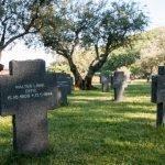 El Cementerio Militar Alemán de Cuacos de Yuste