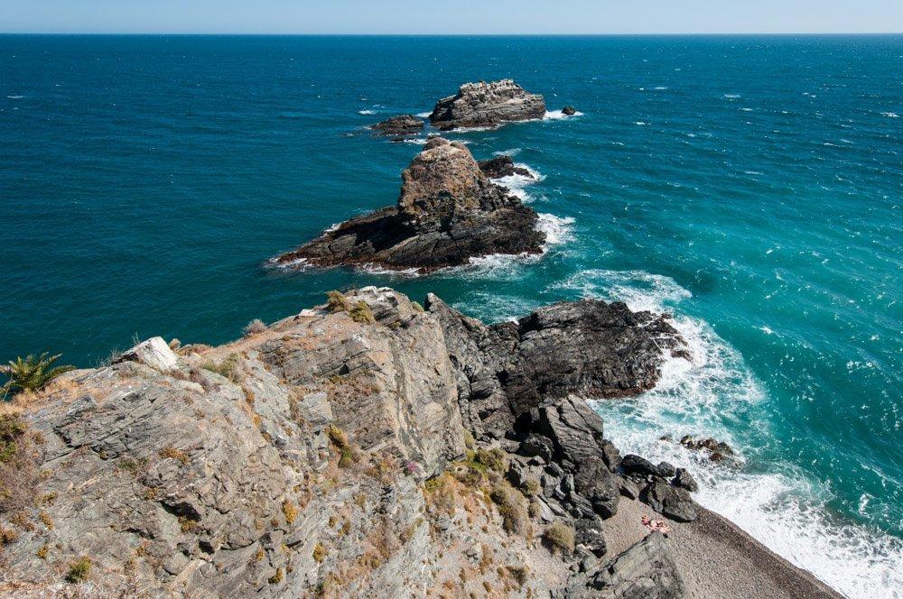 Peñón del Santo, mirador a las playas de Almuñécar