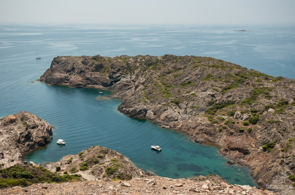 Visita al Cabo de Creus, el punto más oriental de la Península Ibérica