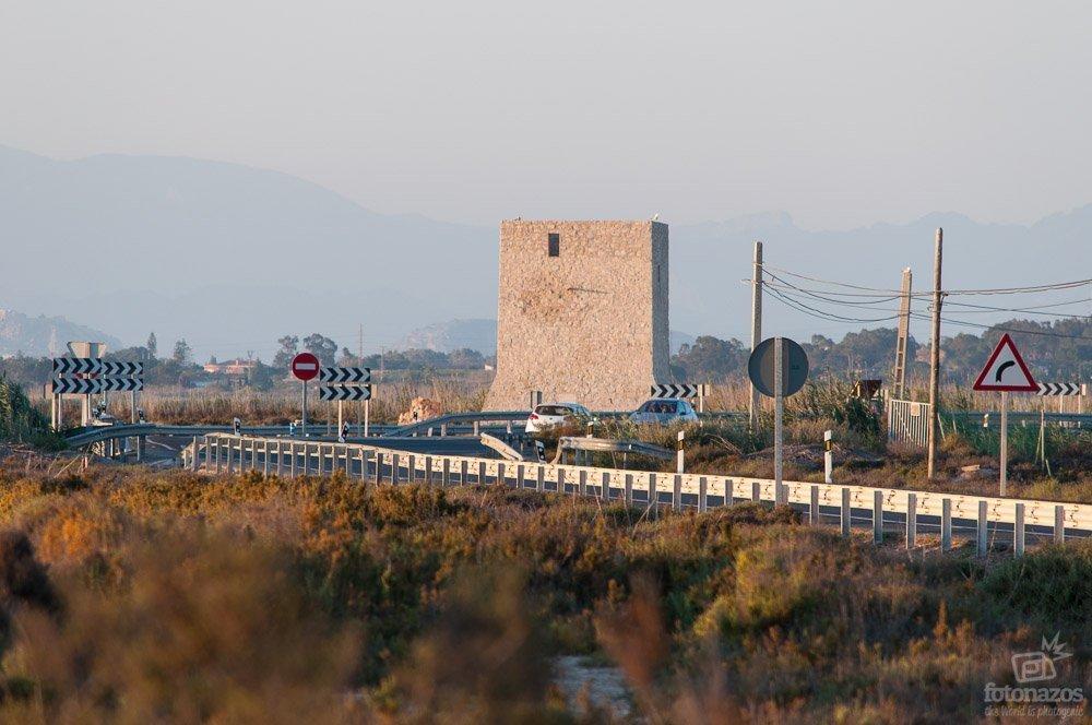 La Torre de Tamarit en Santa Pola