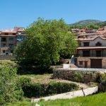 Visita al Guijo de Santa Bárbara en la comarca de la Vera