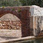El Pilar de Palomas y el escudo de Carlos V en Hornachos