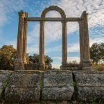 Augustobriga, las ruinas romanas a orillas del Tajo