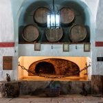 Bodegas Medina en el antiguo convento del Siglo XVI de Zafra