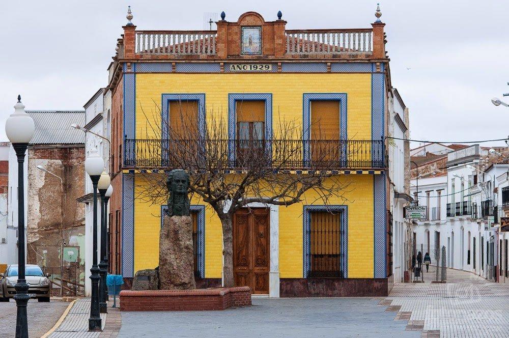 Que ver en Ribera del Fresno, Badajoz