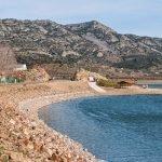 Alange a orillas del Mar de Extremadura