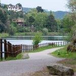 Ruta por el embalse del río Cuevas en Arenas de San Pedro