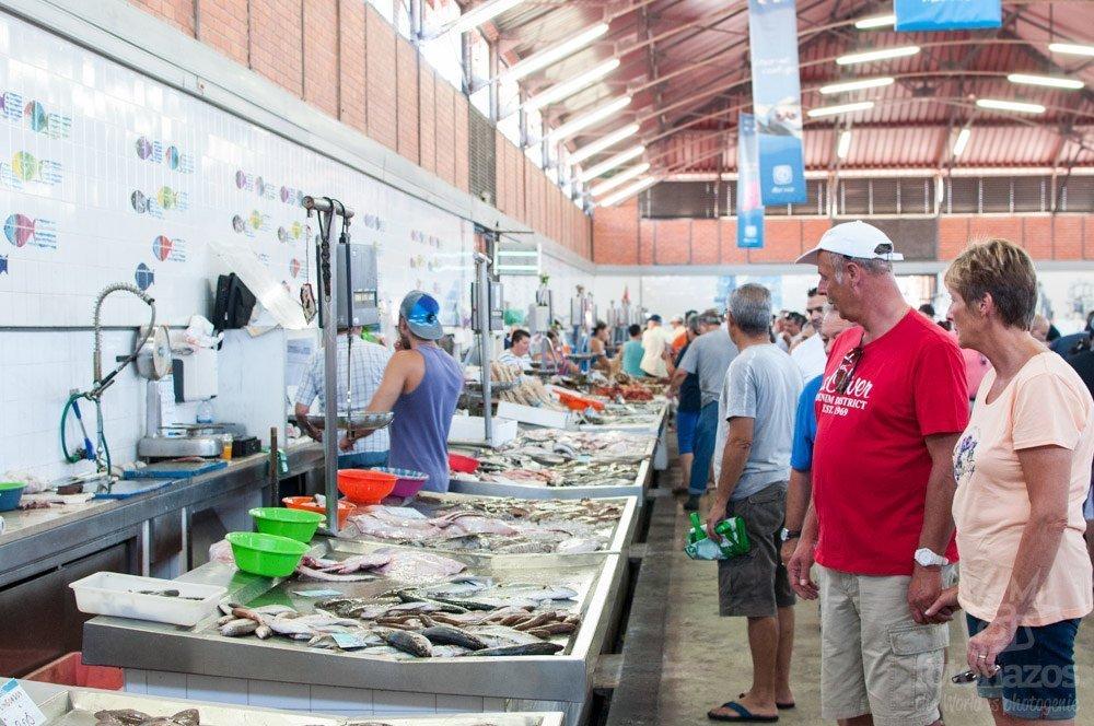 Mercado de Olhao
