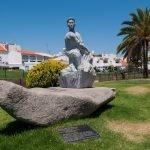 Un paseo por el casco viejo de Ferragudo, Algarve
