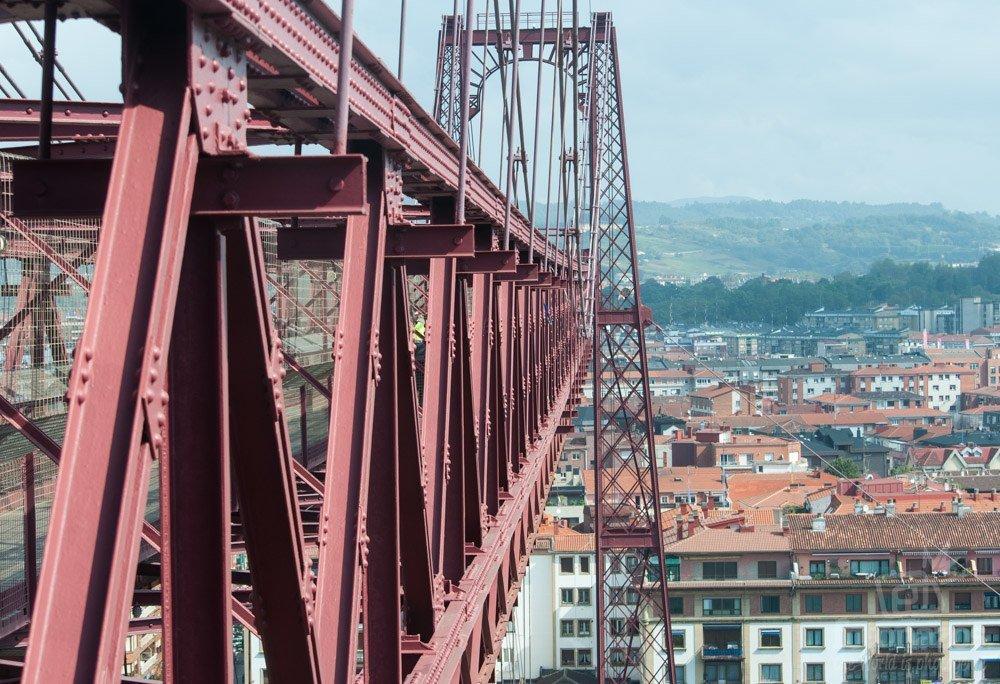 El Puente Colgante de Vizcaya
