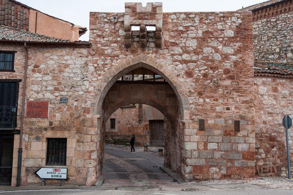 Arco Medieval de Ayllón