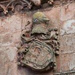 Detalles de la Casa-Palacio de los Contreras en Ayllón