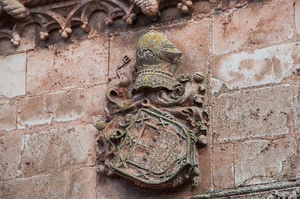 Casa-Palacio de los Contreras en Ayllón