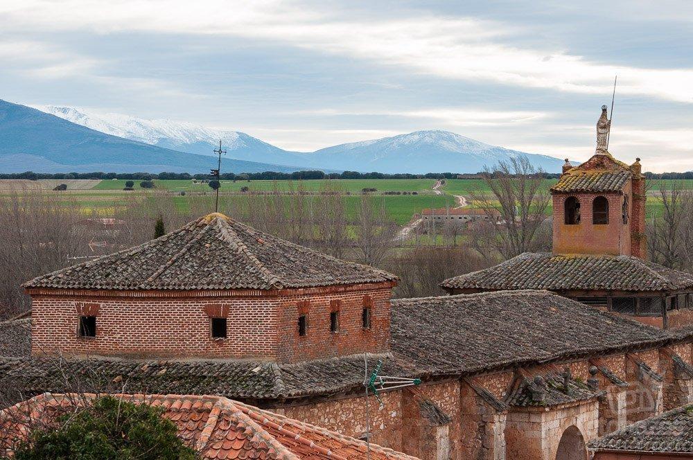 El Convento de las Monjas Concepcionistas de Ayllón