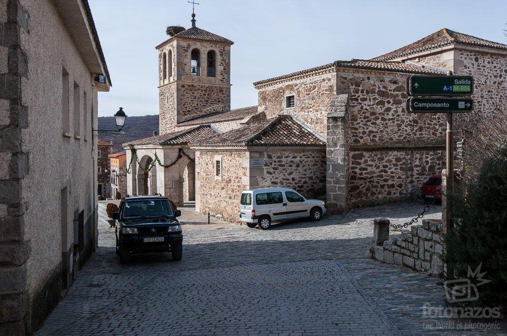 Garganta de los Montes, la puerta al Valle del Lozoya