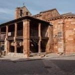 La iglesia de San Miguel Arcángel de Ayllón