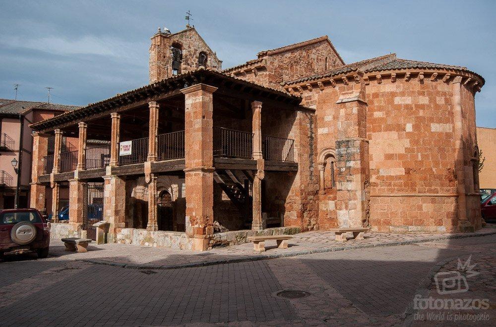 Iglesia San Miguel de Ayllón