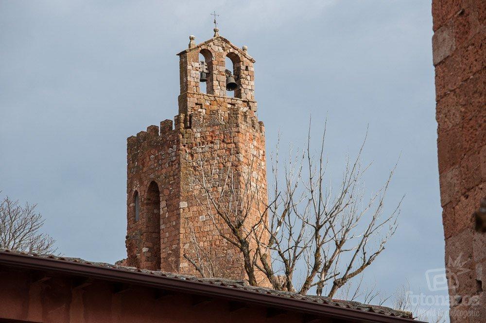 Torre La Martina en Ayllón