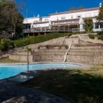 Fin de semana en el hotel Fonte Santa de Termas de Monforthino